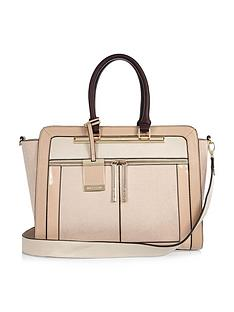 river-island-zip-front-tote-bag