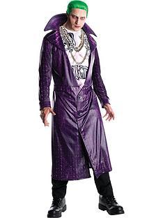 Suicide Squad Joker Adult Costume  sc 1 st  Littlewoods Ireland & Menu0027s Halloween Costumes | Fancy Dress | Littlewoods Ireland
