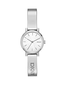 dkny-dkny-soho-white-dial-stainless-steel-bracelet-ladies-watch