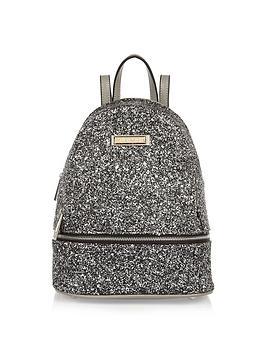 river-island-mini-glitter-backpack