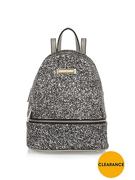 river-island-mini-glitter-backpack