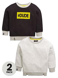 mini-v-by-very-boys-fashion-crew-neck-sweat-tops-2-pack