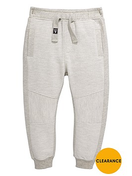 mini-v-by-very-boys-ribbed-panel-fashion-joggers