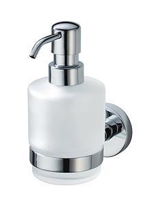 aqualux-haceka-kosmos-soap-dispenser-and-holder
