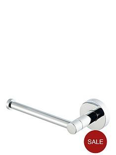 aqualux-haceka-kosmos-straight-toilet-roll-holder