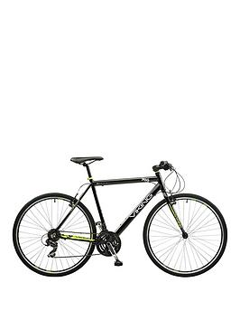 viking-camden-700c-mens-hybrid-bike-blacklime