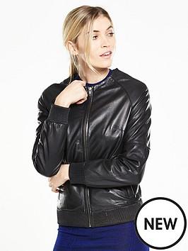 v-by-very-premium-leather-bomber-jacketnbsp