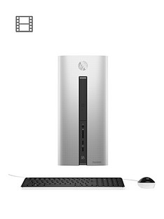 hp-pavilion-550-112na-amd-a10-8gb-ram-2tb-hard-drive-desktop-base-unit-with-optional-microsoft-office-365-silver