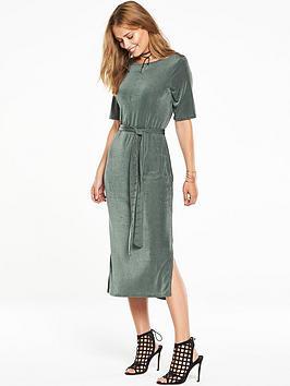 v-by-very-slinky-side-split-midi-dress