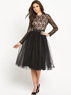 rare-metallic-lace-tulle-prom-dress