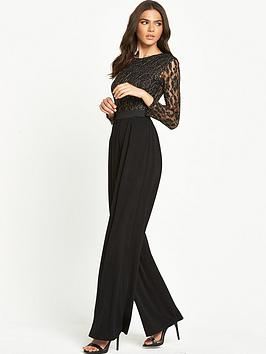rare-long-sleeve-lace-jumpsuit-black
