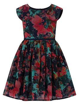 little-misdress-girls-cap-sleeve-floral-printed-dress