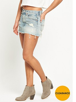 Denim & Supply - Ralph Lauren Denim Mini Skirt - Tillary |  littlewoodsireland.ie