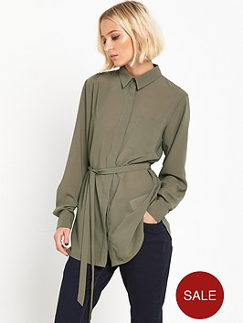 lost-ink-belted-shirt