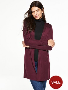 v-by-very-mesh-detail-drape-cardigan