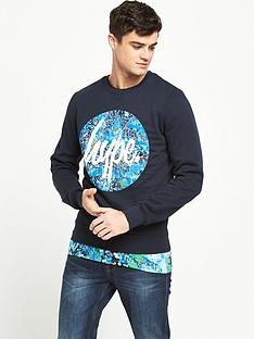hype-lights-circle-crew-sweat