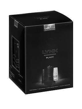 lynx-black-magicnbsptouch-speaker-gift-set