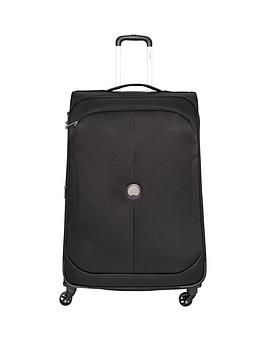 delsey-u-lite-classic-78cm-4-wheel-expandable-large-trolley-case