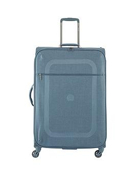 delsey-dauphine-77cm-4-wheel-large-trolley-case