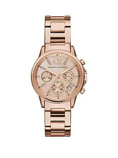 armani-exchange-armani-exchange-rose-tone-dial-chronograph-rose-tone-bracelet-ladies-watch