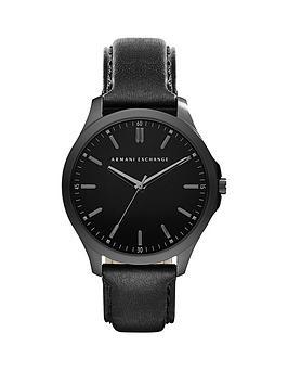 armani-exchange-armani-exchange-black-dial-black-leather-strap-mens-watch