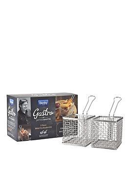 denby-james-martin-gastro-2-piece-mini-fry-basket-kit