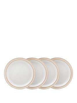 denby-elements-4-piece-dinner-plate-set-ndash-natural