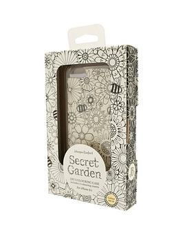 johanna-basford-secret-garden-iphonenbsp66s-case
