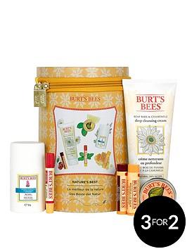 burts-bees-natures-best-gift-set