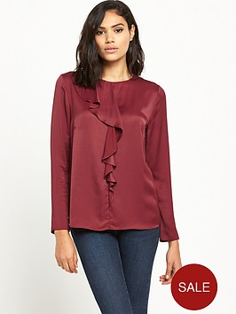 ri-studio-long-sleeve-frill-blouse