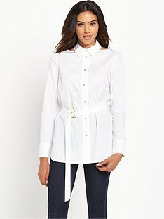 river-island-high-low-belted-longline-shirt