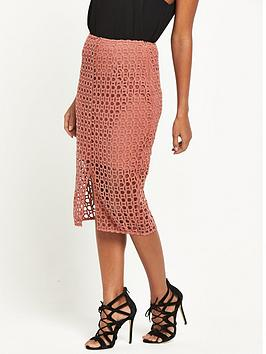 river-island-circle-lace-pencil-skirt