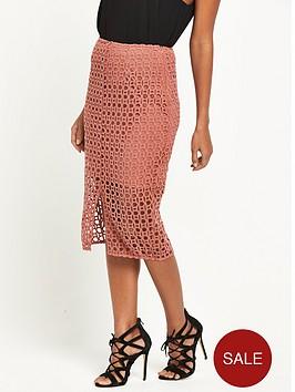 river-island-circle-lace-pencil-skirt