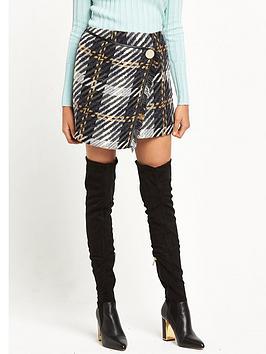 ri-studio-check-mini-skirt