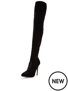 carvela-wowza-velvet-over-the-knee-boot
