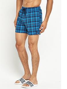adidas-check-swim-shorts