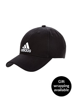 adidas-logo-cotton-cap