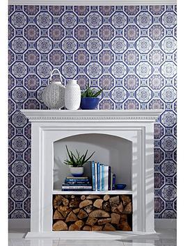 arthouse-brasillia-blue-wallpaper