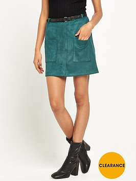 river-island-suedette-skirt