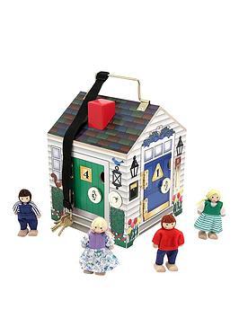 melissa-doug-doorbell-house
