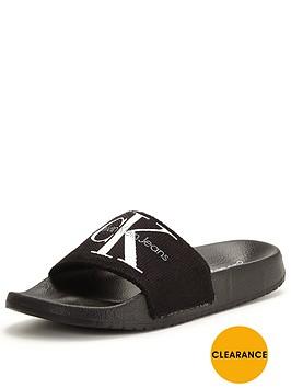 calvin-klein-viggo-slide-black