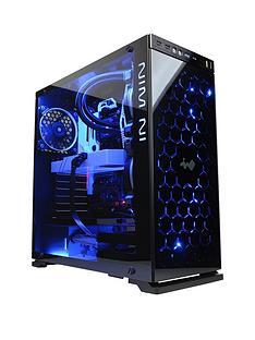cyberpower-vr-xtreme-ii-intel-core-i5-16gb-ram-1tb-hard-drive-amp-120gb-ssd-pc-gaming-desktop-base-unit-with-8gb-nvidia-gtx-1070-graphics-blue