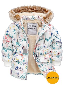 mini-v-by-very-girls-faux-fur-hood-belted-padded-jacket