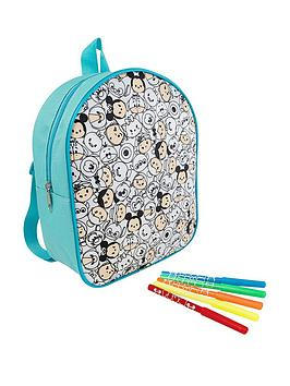 disney-tsum-tsum-disney-tsum-tsum-colour-your-own-backpack