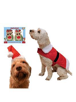 cupid-comet-medium-santa-coat-hat-amp-paw-licking-treats-set