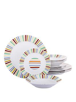 multi-stripe-12-piece-dinner-set
