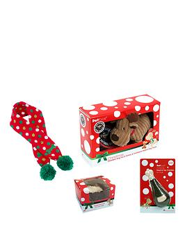 petface-large-christmas-dog-scarf-toy-amp-treat-bundle