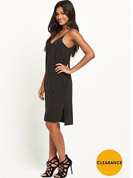 river-island-pinstripe-slip-dress