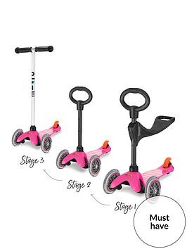 micro-scooter-mini-3-in-1-ndash-pink