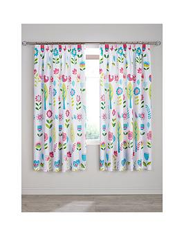 scandi-birds-pleated-curtains